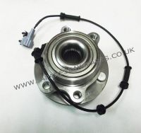 Nissan Pathfinder R51M 2.5DCi (01/2005+) - Front Wheel Hub Bearing With Cable Sensor